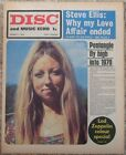"""DISC AND MUSIC ECHO"" NEWSPAPERS / MAGAZINES, 1969-70, MULTI-LISTING"