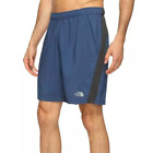 NWT The North Face Reactor Shorts Mens Shady Blue Gray FlashDry S M L XL XXL NEW