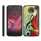 For Motorola Moto G5 Plus XT1687 Hybrid Dual Layer Hard Protective Slim Case