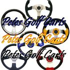 Golf Cart Steering Wheel Many Colors EZGO Club Car Gem Polaris Tomberlin Yamaha $49.95 USD on eBay