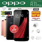 New & Sealed Factory Unlocked OPPO R11 Plus Black Rose Gold 64GB Android Phone