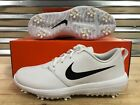 Nike Roshe G TB Tour Golf Shoes White Black Oreo SZ ( AJ8170-100 ) NIB