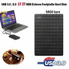 "1TB 2TB DRIVE HDD external hard disk USB3.0 2.5 ""expansion storage Festplatte RL"