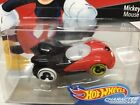 Hot Wheels Disney Character Car Mickey Mouse or Winnie the Pooh Series 1-3 of 6