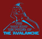 Darth Vader Colorado Avalanche shirt Star Wars NHL Hockey MacKinnon Landeskog $20.0 USD on eBay