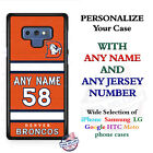 DENVER BRONCOS 2018 JERSEY CUSTOMIZE PHONE CASE COVER FOR iPHONE SAMSUNG etc $26.98 USD on eBay