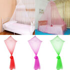 Mosquito Net Bed Queen Size Home Bedding Lace Canopy Elegant Netting Princess US image