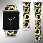 Washington Redskins Apple Watch Band 38 40 42 44 mm Series 1 - 5 Wrist Strap 4 $32.99 USD on eBay