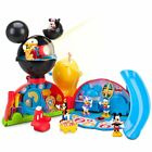 Original Mickey Mouse Clubhouse Deluxe Disney Store Play Set parts and Figurines