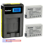 Kastar Battery LCD USB Charger for Canon LP-E8 LC-E8 & Canon EOS Kiss X4 Camera