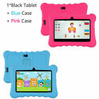 XGODY 7'' 16GB Android 8.1 Kids Tablet PC WIFI Bluetooth 4-core 2CAM Bundle Case