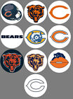 Chicago Bears Set 10 Buttons or Magnets NEW 1.25 inch $5.0 USD on eBay