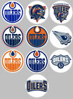 Edmonton Oilers Set of 10 Buttons or Magnets Set 1.25 inch $4.5 USD on eBay