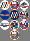 New York Islanders Set 10 Button or Magnet 1.25 inch $4.5 USD on eBay