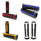 "Universal 7/8"" 22mm Motorcycle Rubber Gel Grips For 2004 2005 2006 2007 GSXR1000 $9.55 USD on eBay"