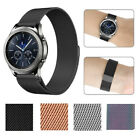 For Samsung Gear S2 / S3 Metal Watch Band Stainless Steel Bracelet Wristband image