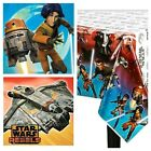 Star Wars Rebels Birthday Party Napkins Plates Tablecover Build Your Own Set $5.09 USD on eBay