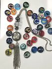 New NFL Snap Jewlery 30' NecklaceSNAP pick your team you get necklace $8.9 USD on eBay