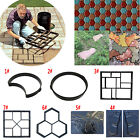 Reusable Path Floor Mould DIY Path Maker Garden Lawn Yard Paving Concrete Mold image