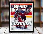 Patrick Roy Sports Illustrated Autograph Replica Print - Colorado Avalanche - 6/ $39.99 USD on eBay