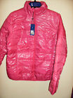 Puff JACKET With Carry Case Pouch Size M or  L NEW Machine WASHABLE Lined DELUXE