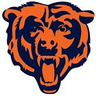 Chicago Bears 2 PACK Die Cut Decal Stickers - You Choose Size - FREE SHIPPING $2.99 USD on eBay