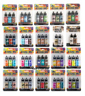 Ranger Tim Holtz Adirondack ALCOHOL INKS  MIXATIVES- .5oz 3/Pkg YOU CHOOSE NEW