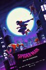 Spider-Man Into The Spider-Verse Movie Poster Wall Art - NEW - 11x17 13x19