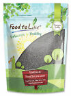 English Poppy Seeds for Baking, 1-50 Lbs - by Food To Live ®