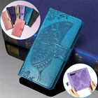 Magnetic Flip Case Leather Wallet Purse TPU Cover For Samsung S10+ iPhone Huawei