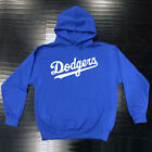 Los Angeles Dodgers Hooded Sweat Shirt Cotton Hoodie Adult Sweatshirt Men LA LAD