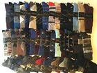 Gold Toe Men Dress Casual Socks Odor Control Designs New Tags Red Tan Blue Black