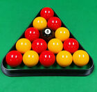 Triangle / Diamond In Various Sizes For Snooker Pool Hall Billiards 9 Ball Pub £5.49 GBP on eBay