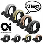 Knog Oi! Classic Bicycle Bell - Large Or Small - Choice Of 4 Colors