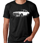 Eh Holden, Spare Parts, Mens Black Cotton Light Weight Summer T-shirts