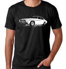 Hq Holden, Spare Parts, Mens Black 100% Cotton Light Weight Summer T-shirts