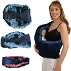 Kyпить USA Newborn Baby Sling Carrier Ring Wrap Adjustable Nursing Pouch Front Infant на еВаy.соm