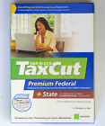 H&R Block TaxCut, Deluxe 2002, Preimum 2006 New and Used