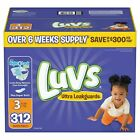 Luvs Ultra Leakguards Diapers (Choose Your Size) *BEST DEAL IN US*