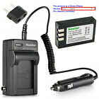 Kastar Battery AC Travel Charger for Fuji NP-140 BC-140 Fujifilm FinePix S200FS