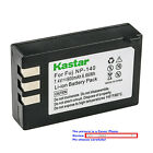 Kastar Replacement Battery Pack for Fuji NP-140 BC-140 & Fujifilm FinePix S200FS