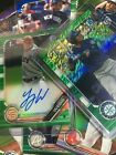 2019 Bowman Baseball Chrome Prospects Auto Inserts - Pick Your Player