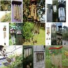 Deep Relaxing Tubes Hearts Chapel Bells Windmill Wind Chimes Outdoor Home Decor