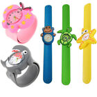 Fashion Animal Zoo Slap Watches Silicone Wrist Watch Boys Girls Children Kids image