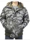 THE NORTH FACE Men's Gotham Jacket II Warm Dry Protect DOWN Camo Parka Hood Sz M