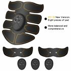 New EMS Remote Control Abdominal Muscle Trainer Smart Body Building Fitness Abs