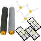 Side Brush Filter Extractor Replacement Kit For Irobot Roomba 800 870 880