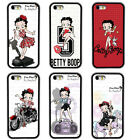 Cartoon Betty Boop Comic Girl  Rubber Phone Case Cover For iPhone / Samsung £6.98 GBP on eBay