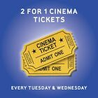 💖 2 for 1 Cinema Ticket Code Cineworld Odeon Vue  >>> Every Tuesday & Wednesday