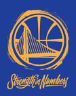 New Strength In Numbers shirt Golden State Warriors GSW Curry Durant Playoffs on eBay